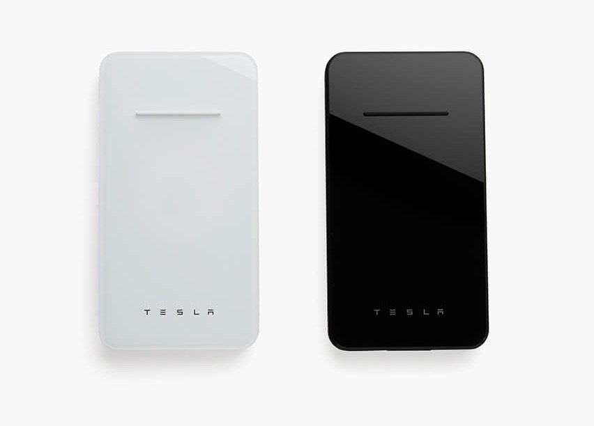 Tesla Wireless Charger Farben