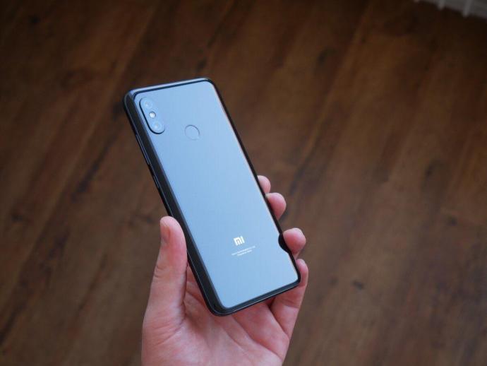 Xiaomi Mi 8 Unboxing3