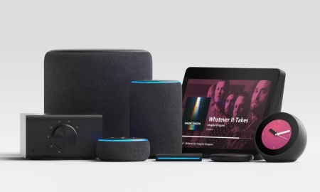 Amazon Echo Alexa Header