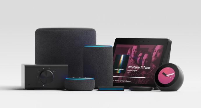 Amazon Echo Alexa Header