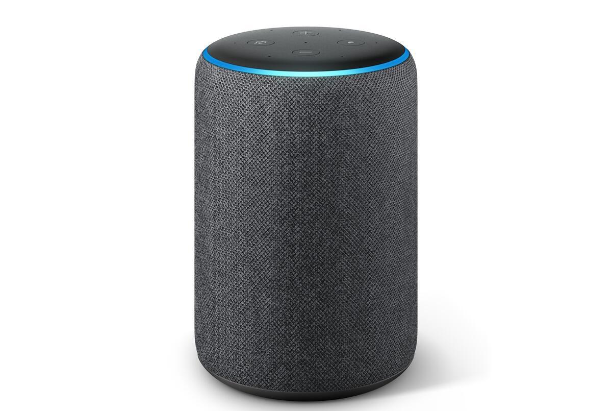 Amazon Echo Plus 2nd Gen 1