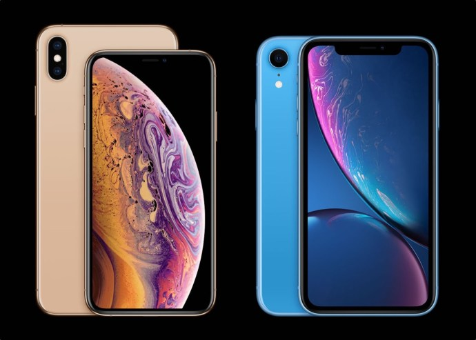 Apple Iphone Xs Xr Header