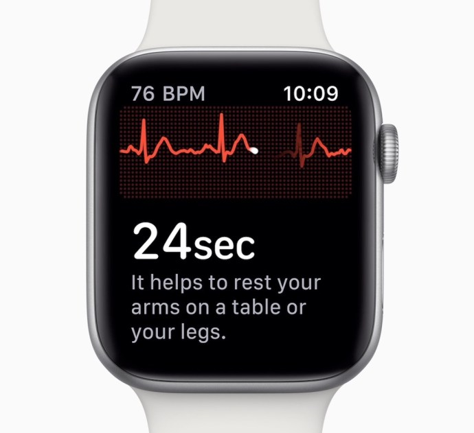 Apple Watch Ekg Detail