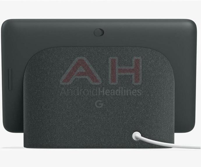 Google Home Hub Charcoal Ah 01