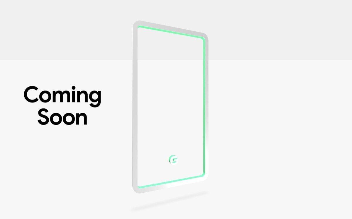 Google Pixel 3 Teaser