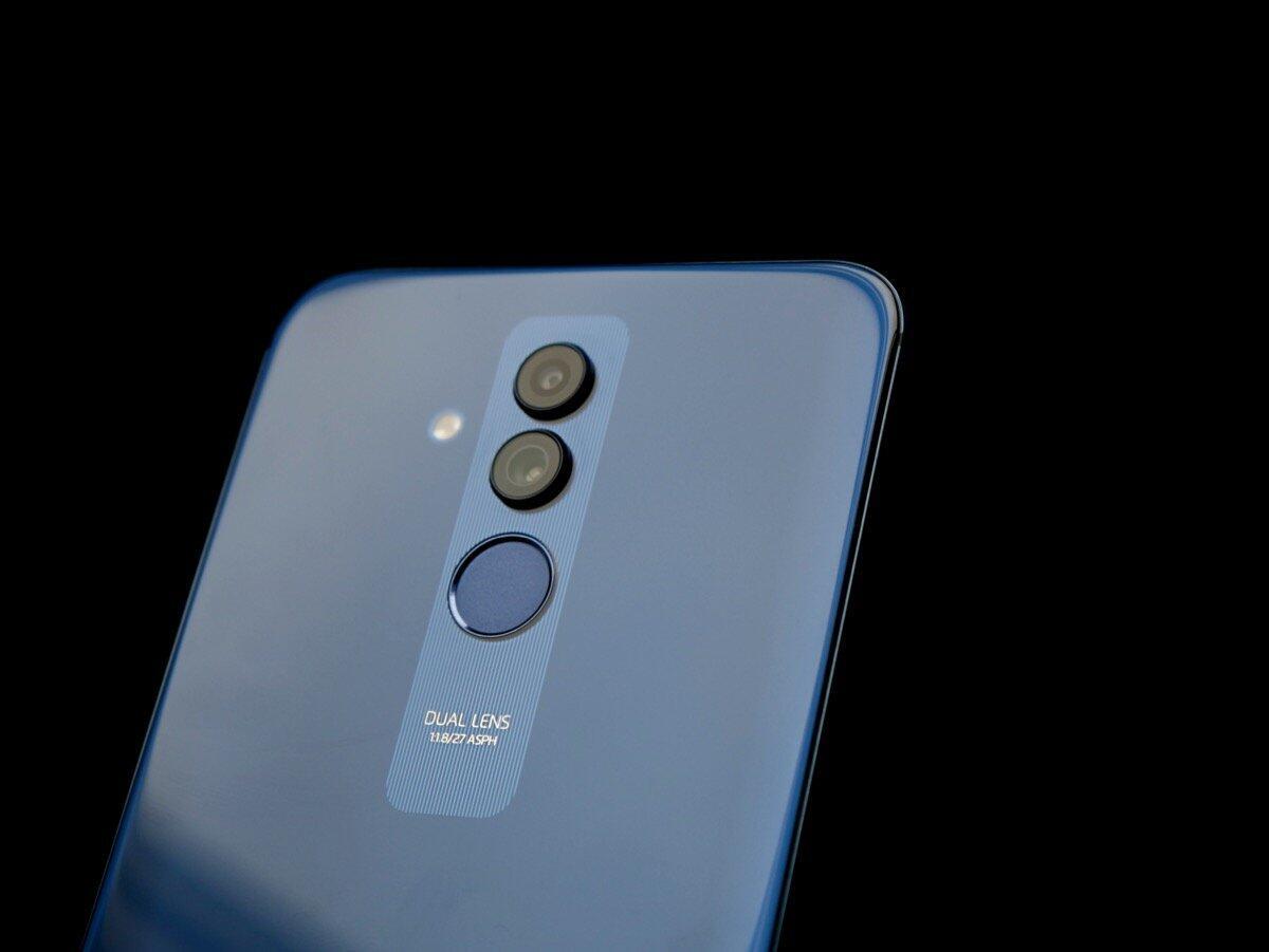 Huawei Mate 20 Lite Kamera