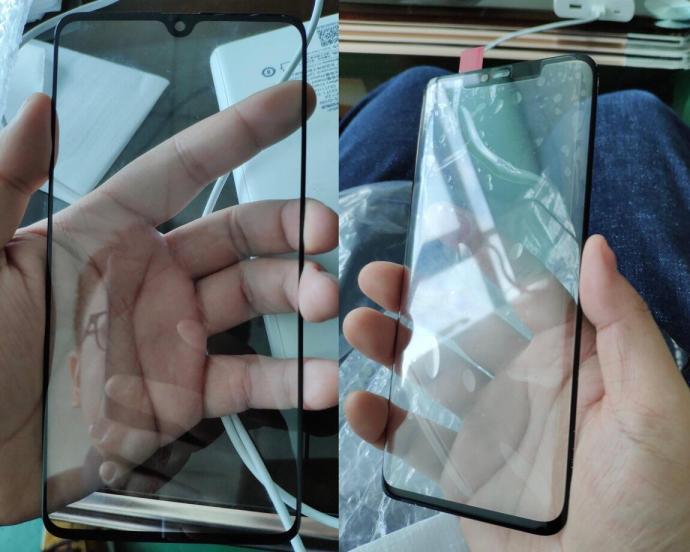 Huawei Mate 20 Pro Notch Front Panel