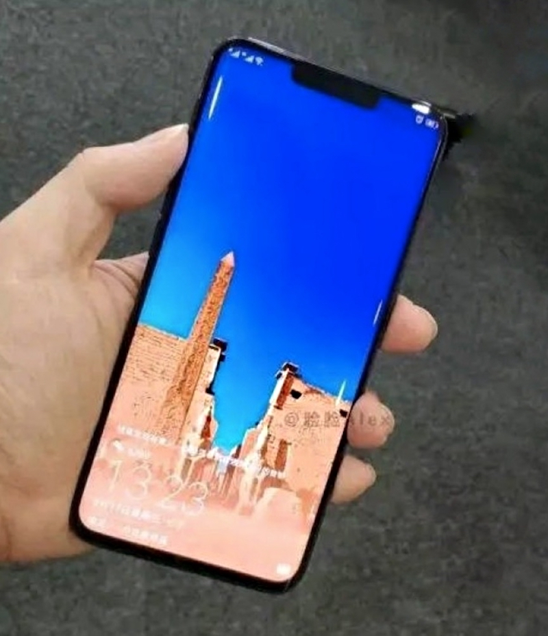 Huawei Mate 20 Pro Prototyp Front
