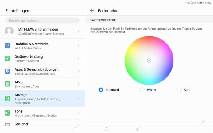 Huawei Mediapad M5 Lite Farben