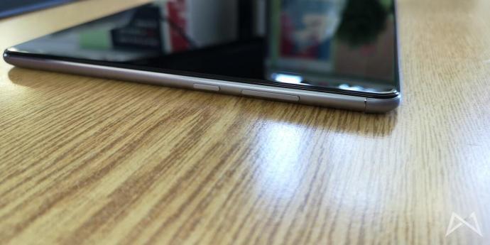 Huawei Mediapad M5 Lite Volume