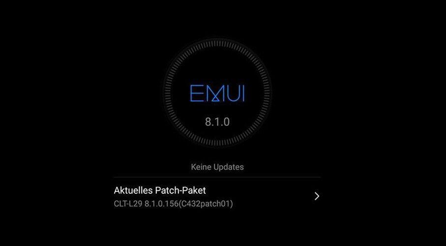 Huawei Patch Update Wlan Bug