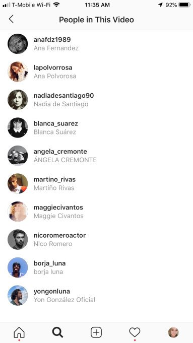 Ig Video Tagging 2