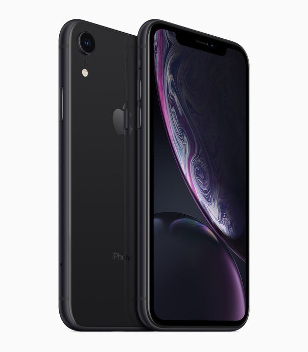 Iphone Xr Black Back 09122018