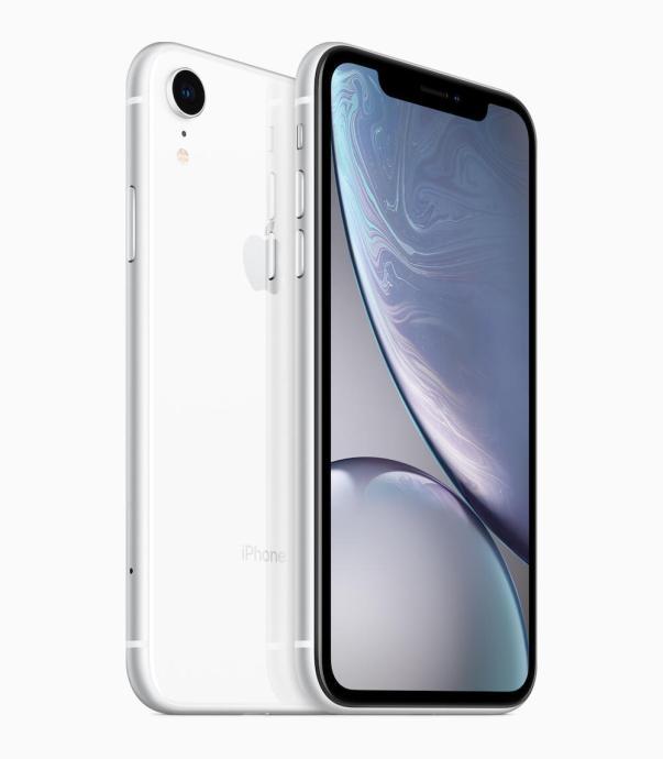 Iphone Xr White Back 09122018
