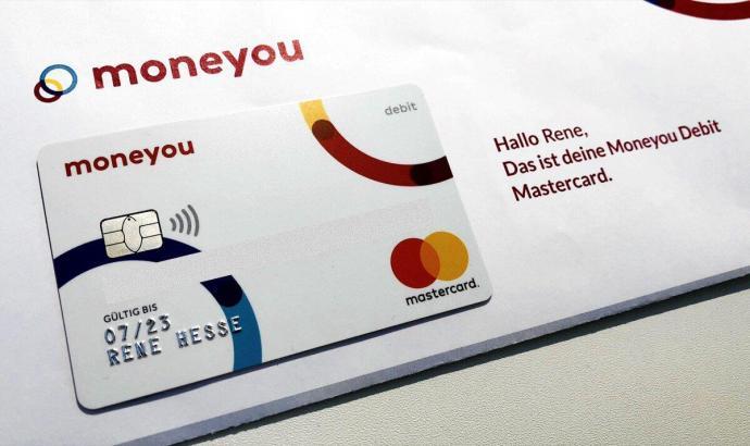 Moneyou Go Mastercard