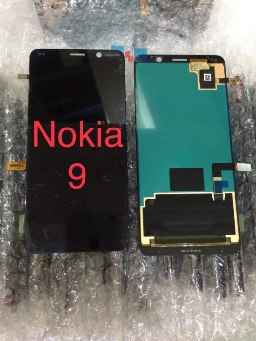 Nokia 9 Front