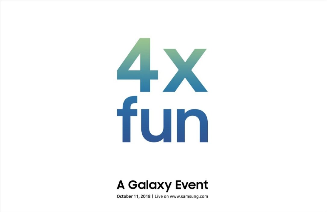 Samsung A Galaxy Event Official Invitation