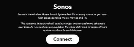Sonos Ifttt