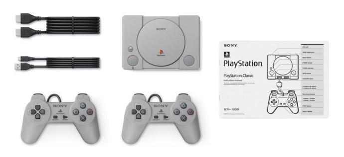 Sony Playstation Classic 3