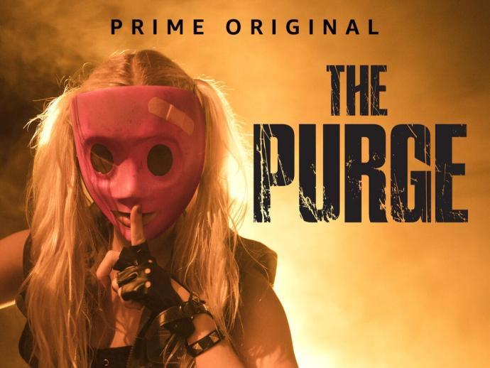 the purge deutsch amazon prime