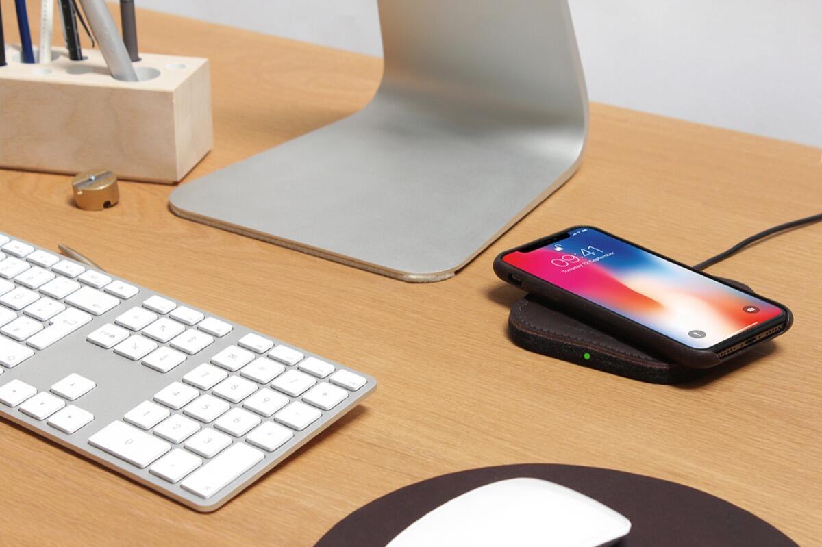 Wireless Charger Schreibtisch Adb