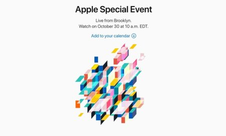 Apple Event Oktober