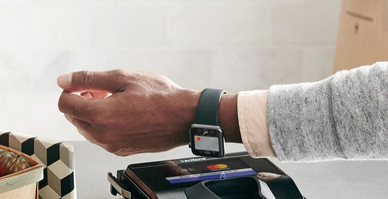 Apple Pay Mastercard Watch