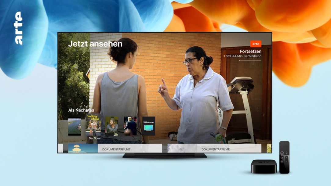 Arte Apple Tv 1