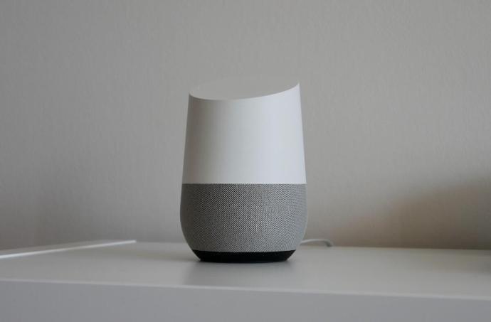 Google Home Header