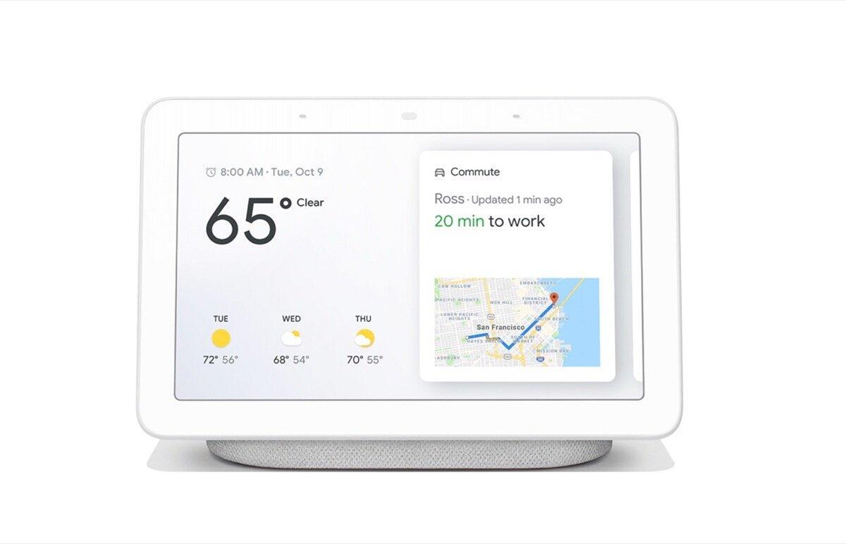 google home hub kommt erst 2019 nach deutschland