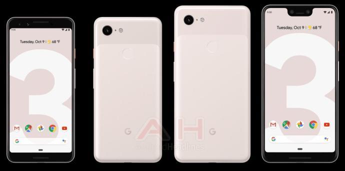 Google Pixel 3 Xl Sand