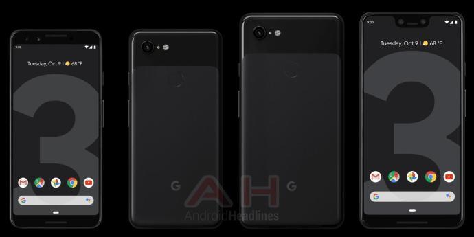 Google Pixel 3 Xl Schwarz