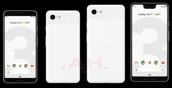 Google Pixel 3 Xl Weiss