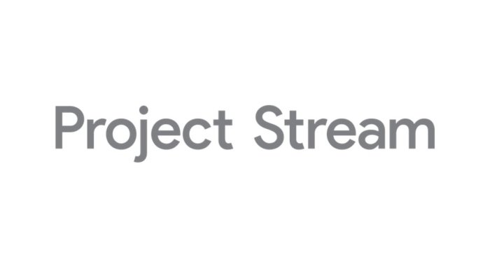 Google Project Stream Header