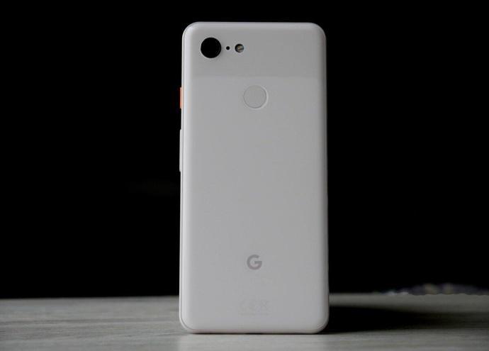 Google Pixel 3 Header