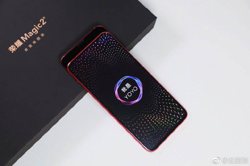 Honor Magic 2 Display