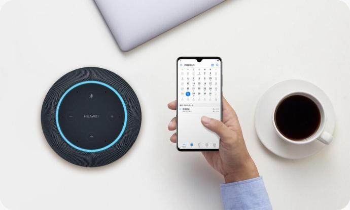 Huawei Ai Speaker Top