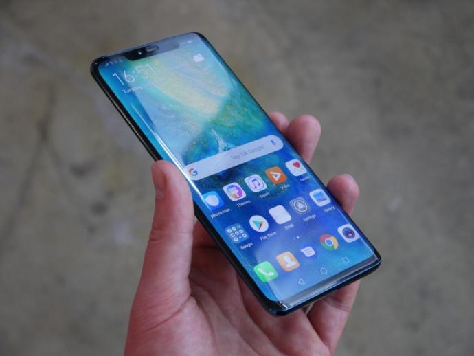 Huawei Mate 20 Pro Handson11