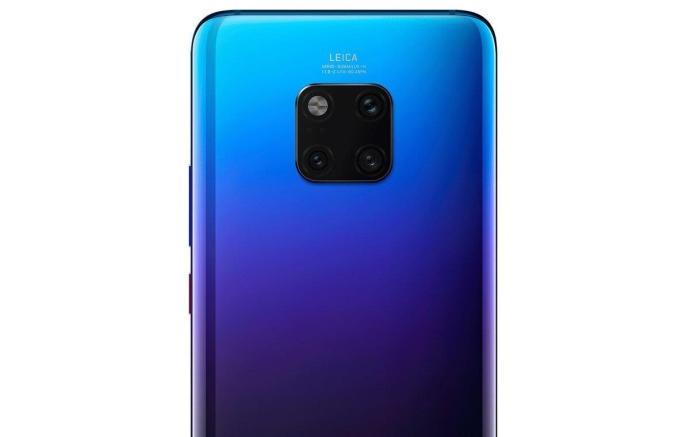 Huawei Mate 20 Pro Kamera Header