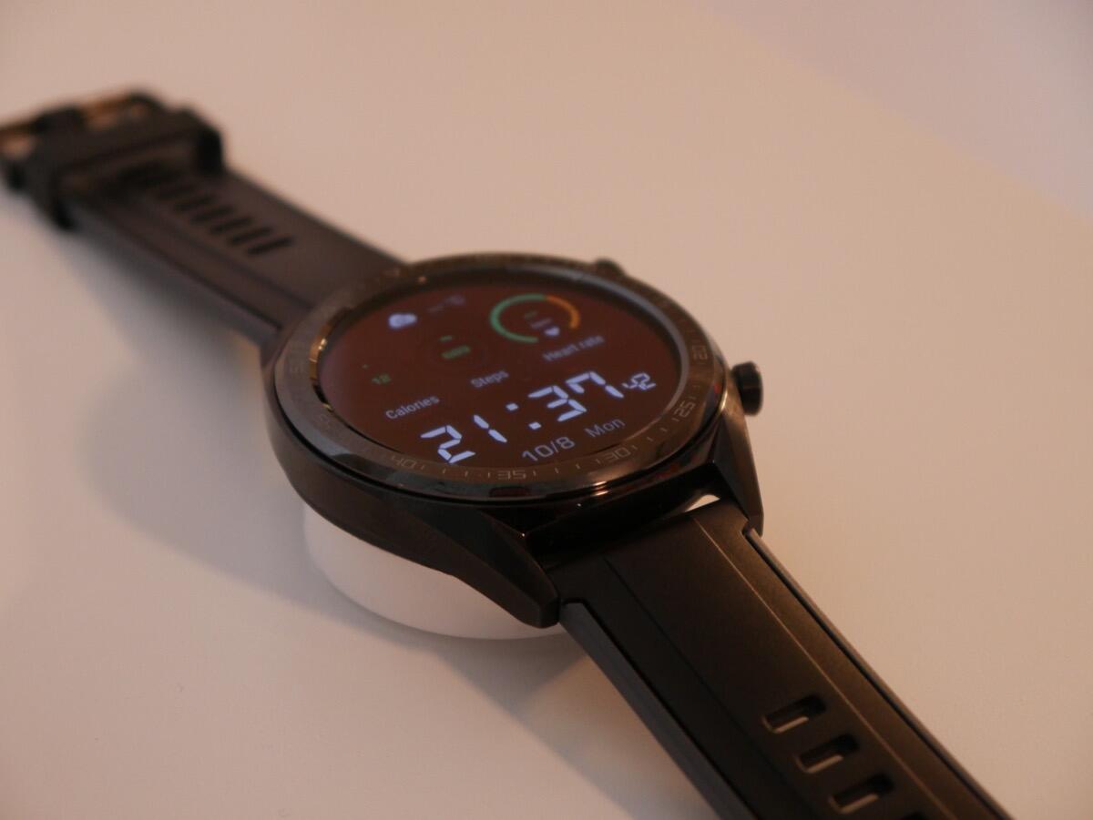 Huawei Watch Gt Handson1