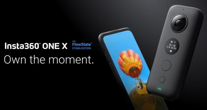 Insta360 One X Pr