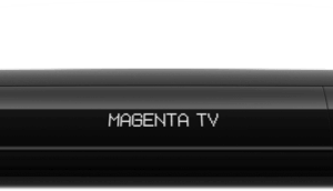 Magentatv Media Receiver 401 Schwarz