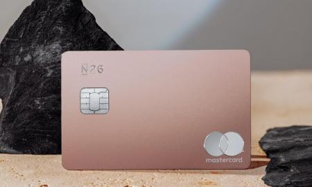 N26 Metal Rosa
