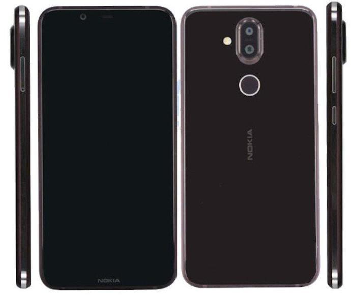 Nokia 7.1 Tenaa