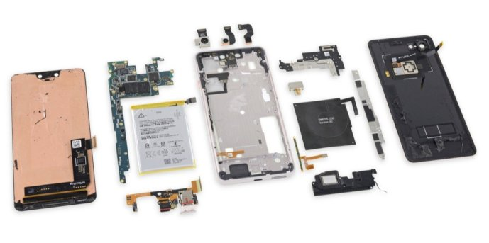 Pixel 3 Xl Teardown