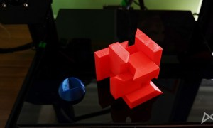 Puzzle Cube 3d Print 2 Tevo Flash