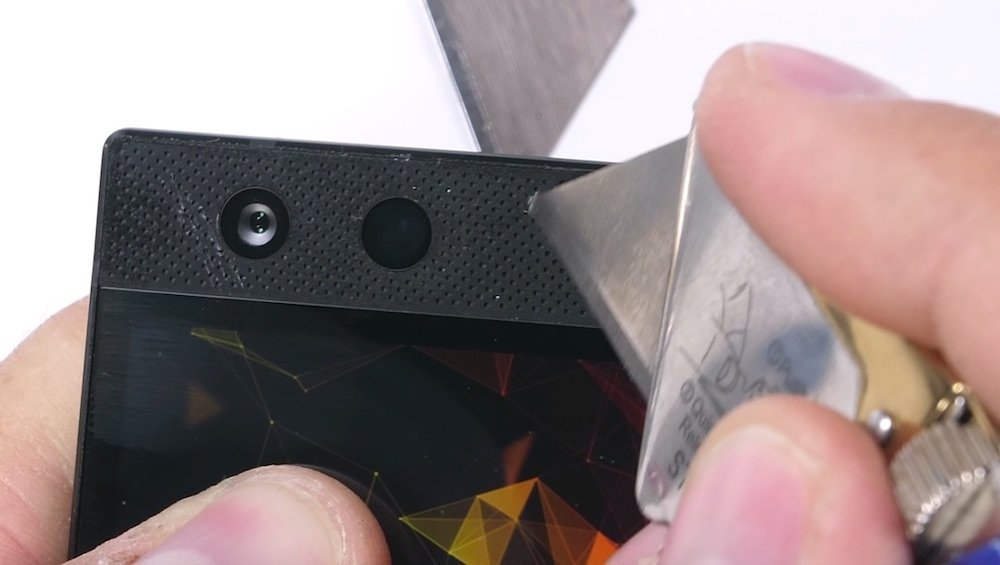 Razer Phone 2 Kratzer