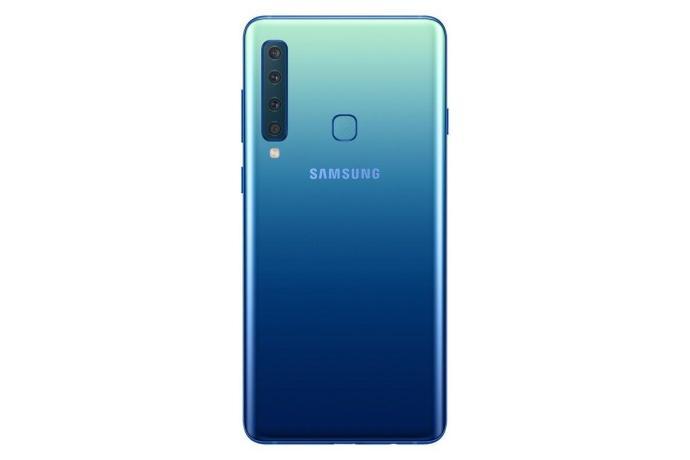 Samsung Galaxy A9 2018 Back