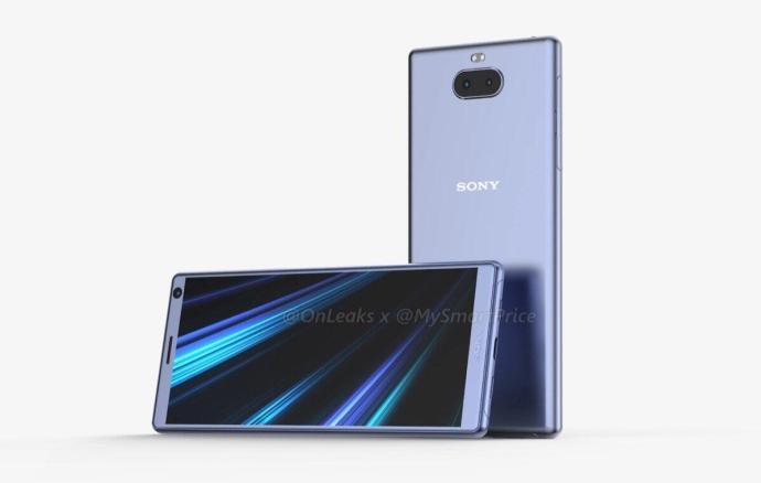 Sony Xperia Xa3 Leak3