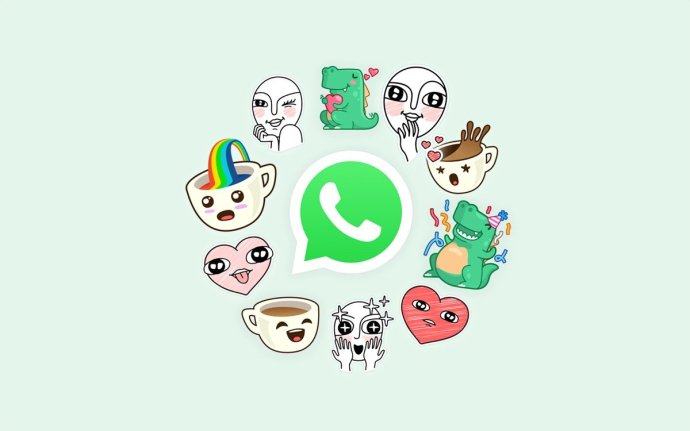 Whatsapp Sticker Header